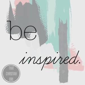 Be Inspired || Don't be afraid to be different. Don't be afraid to be you. Be unique. Be inspired.