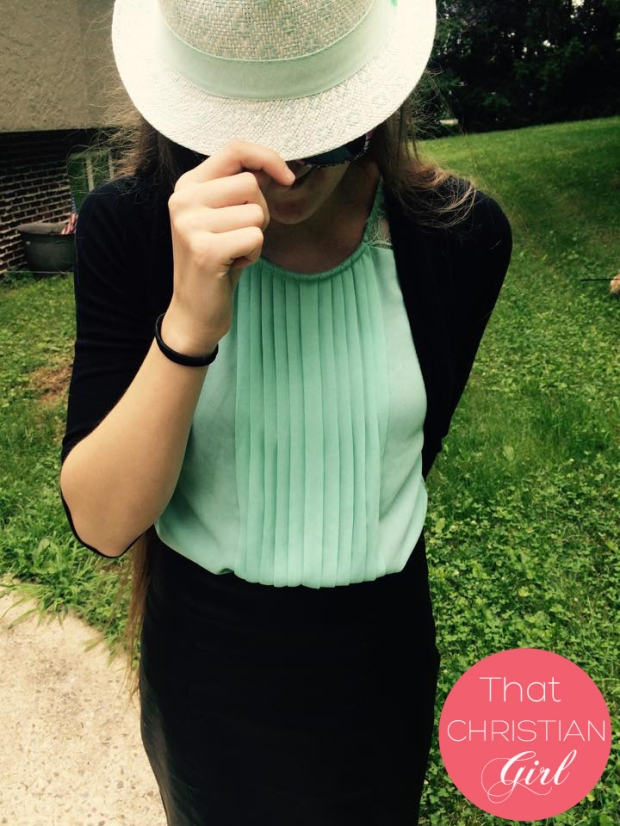 That Christian Girl || Inspiring young women to be the woman God created them to be! || #ootd #SundayBest